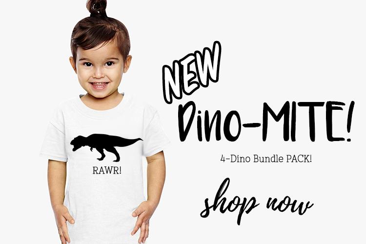 Dinosaur SVGs
