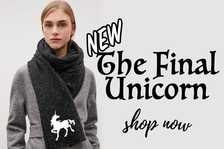 The Last Unicorn SVG